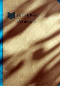 Okładka książki Pryncypia