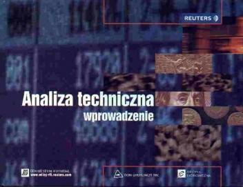 Okładka książki Analiza techniczna - wprowadzenie