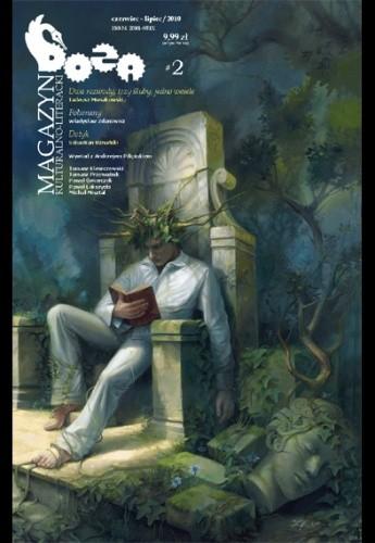 Okładka książki Doza Magazyn Kulturalno - Literacki nr 2 (XI 2010)