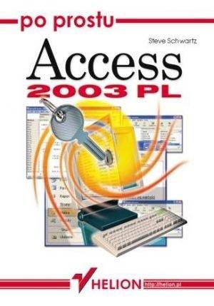 Okładka książki Access 2003 PL