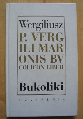 Okładka książki Bukoliki