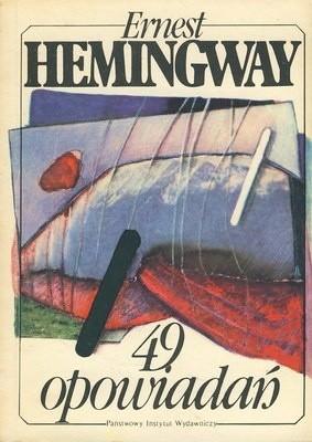 Okładka książki 49 opowiadań