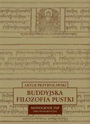Okładka książki Buddyjska filozofia pustki