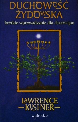 Okładka książki Duchowość Żydowska. Krótkie wprowadzenie dla chrześcijan