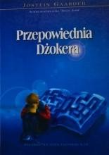 Okładka książki Przepowiednia Dżokera