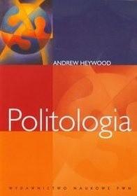 Okładka książki Politologia
