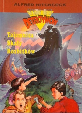 Okładka książki Tajemnica Skały Rozbitków
