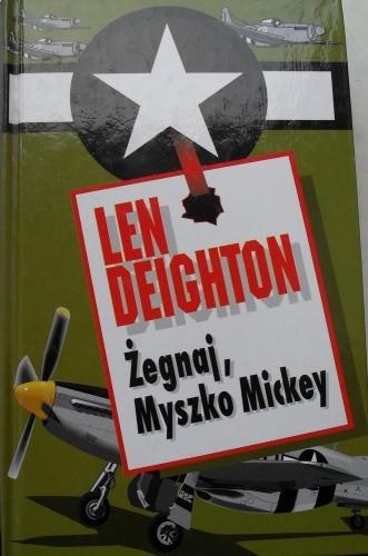 Okładka książki Żegnaj, Myszko Mickey