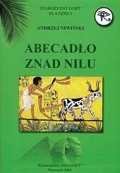 Okładka książki Abecadło znad Nilu