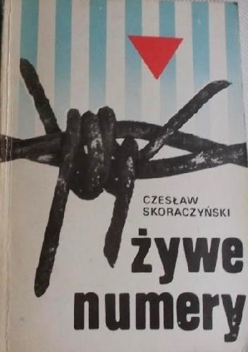 Okładka książki Żywe numery