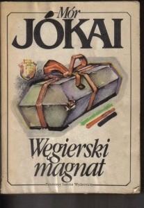 Okładka książki Węgierski magnat