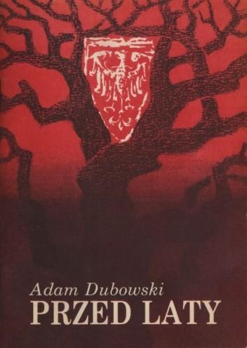 Okładka książki Przed laty