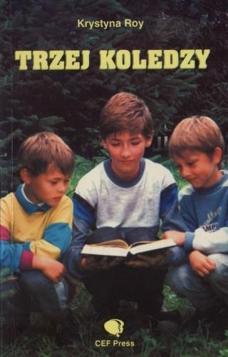 Okładka książki Trzej koledzy