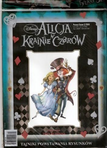 Okładka książki Przeboje Ekranu 2 / 2010 Alicja w Krainie Czarów