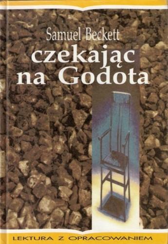 Okładka książki Czekając na Godota