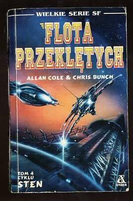 Okładka książki Flota Przeklętych