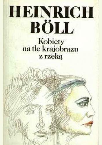 Okładka książki Kobiety na tle krajobrazu z rzeką