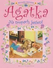 Okładka książki Agatka na tropach jesieni
