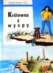Okładka książki Królewna z wyspy