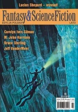 Okładka książki Fantasy & Science Fiction. Edycja Polska, #3 (Lato 2010)