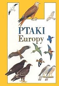 Okładka książki Ptaki Europy
