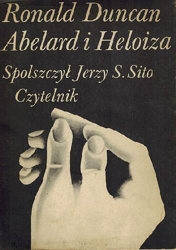 Okładka książki Abelard i Heloiza