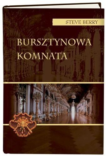 Okładka książki Bursztynowa komnata