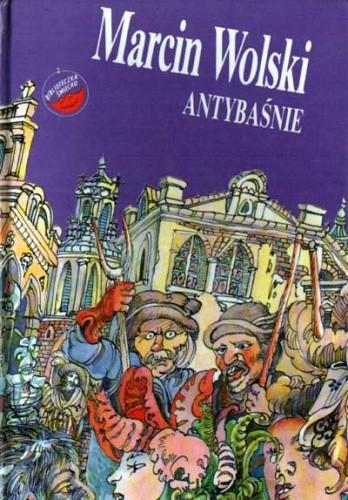 Okładka książki Antybaśnie