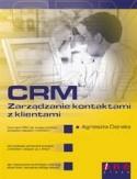 Okładka książki CRM Zarządzanie kontaktami z klientami
