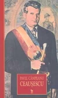 Okładka książki Ceausescu. Lata odliczane wstecz