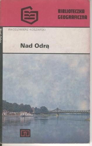 Okładka książki Nad Odrą