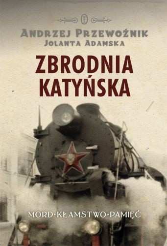 Okładka książki Zbrodnia Katyńska