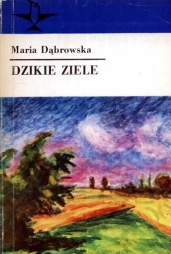 Okładka książki Dzikie ziele. Opowiadania