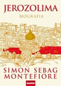 Okładka książki Jerozolima. Biografia
