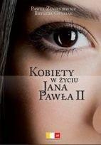 Okładka książki Kobiety w życiu Jana Pawła II