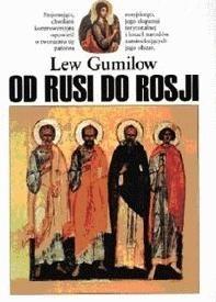 Okładka książki Od Rusi do Rosji
