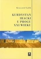 Okładka książki Kurdystan iracki u progu XXI wieku
