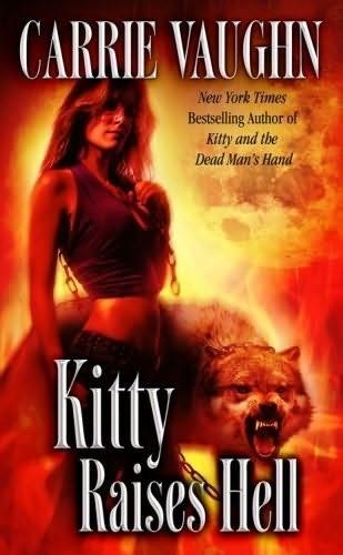 Okładka książki Kitty Raises Hell