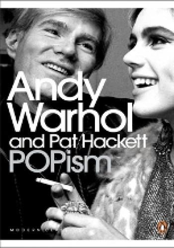 Okładka książki POPism. The Warhol Sixties