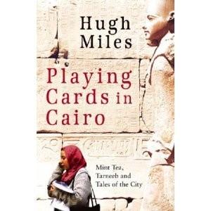 Okładka książki Playing cards in Cairo