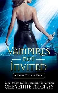 Okładka książki Vampires Not Invited
