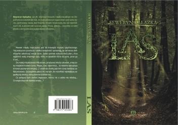 Okładka książki Las