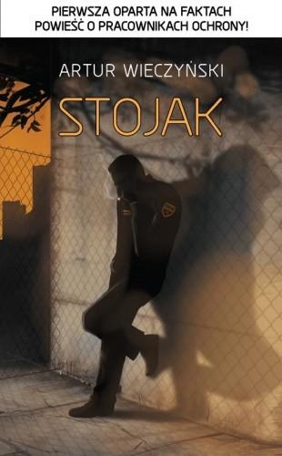 Okładka książki Stojak
