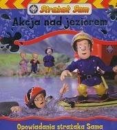 Okładka książki Akcja nad jeziorem