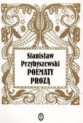 Okładka książki Poematy prozą