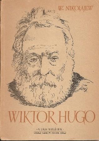 Okładka książki Wiktor Hugo