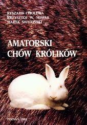 Okładka książki Amatorski chów królików