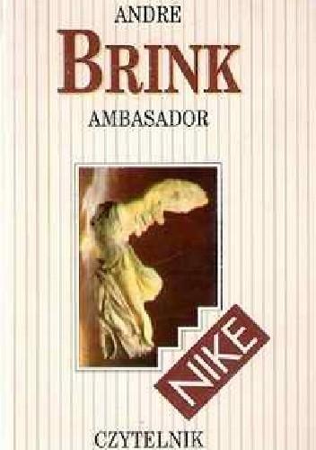 Okładka książki Ambasador