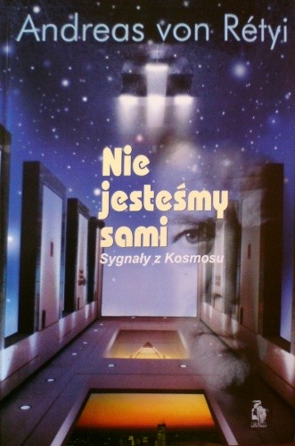 Okładka książki Nie jesteśmy sami - Sygnały z Kosmosu
