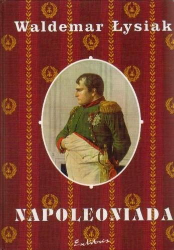 Okładka książki Napoleoniada